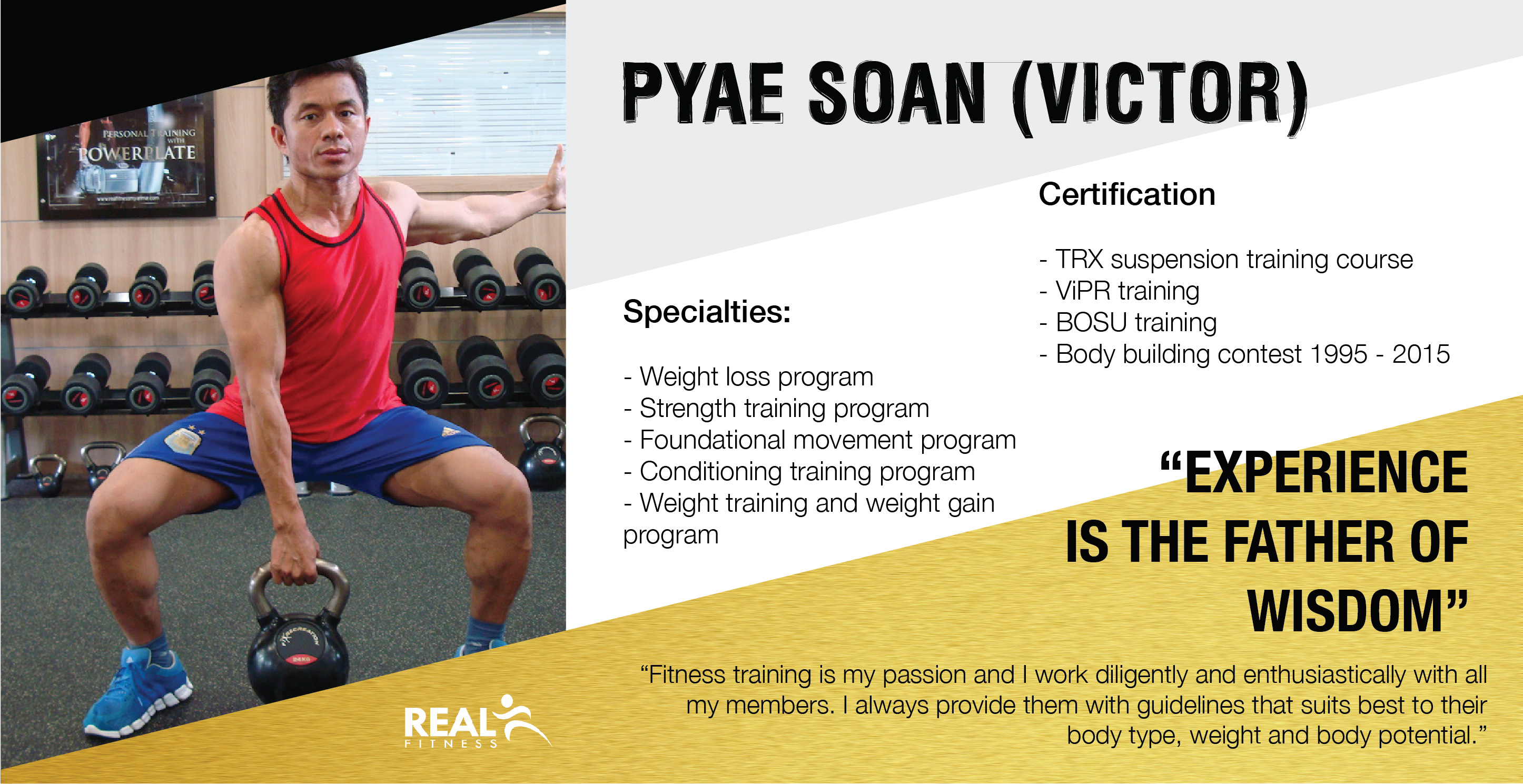 personal trainer profile rfs 06 real fitness